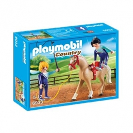 Playmobil® 6933 - Country - Voltigier-Training