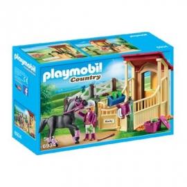 Playmobil® 6934 - Country - Pferdebox - Araber