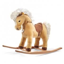 Steiff - Giganten - Reittiere - Franzi Reit-Pony, blond, 70cm