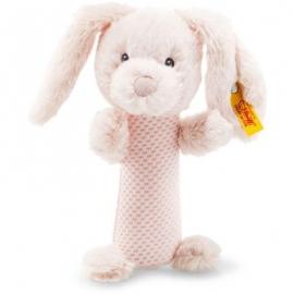 Steiff - Soft Cuddly Friends Belly Hase Rassel, 15 cm