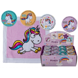 UNI Magic Towel Einhorn