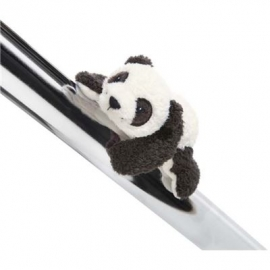 NICI - Wild Friends Magnettier Panda Yaa Boo, 12 cm