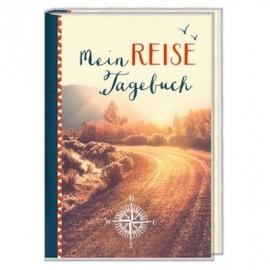 Coppenrath Verlag - Eintragbuch mit Sammeltasche - Mein Reisetagebuch