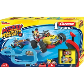 First Mickey and the Roadster Racers