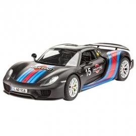 Revell - Model Set Porsche 918 Weissach Sport
