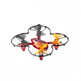 RC Quadrocopter Video One