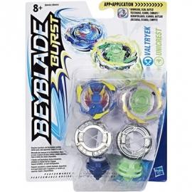 Hasbro - Bey Beyblade Dual Pack