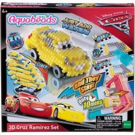 Aquabeads - Cars 3 - 3D Cruz Ramirez Motivset