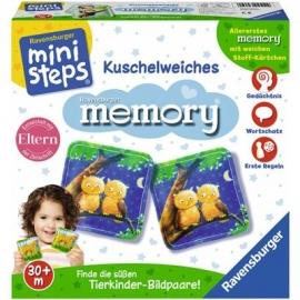 Ravensburger Spiel - ministeps - Kuschelweiches memory