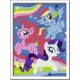 Ravensburger Spiel - Malen nach Zahlen - My little Pony the Movie