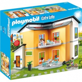 Playmobil® 9266 - City Life - Modernes Wohnhaus