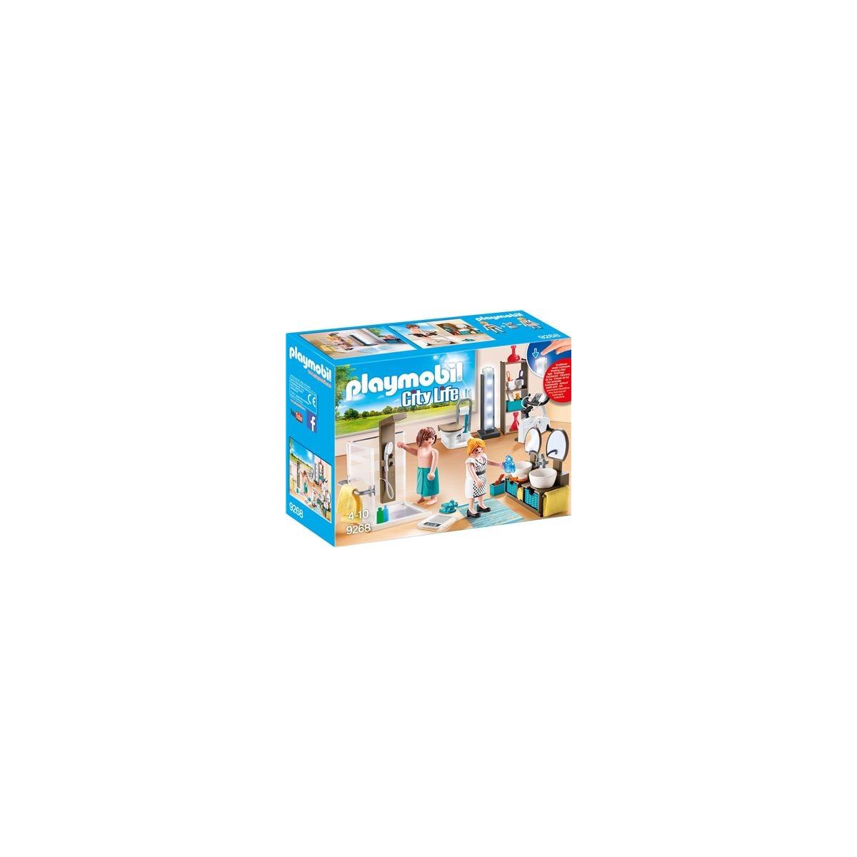 MUKK® Spielwaren Münster - Playmobil® 9268 - City Life - Badezimmer ...