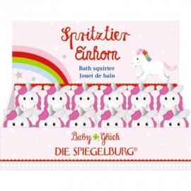 Die Spiegelburg - Baby Glück Einhorn - Spritztier Einhorn