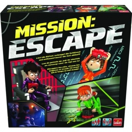 Goliath Toys - Mission Escape