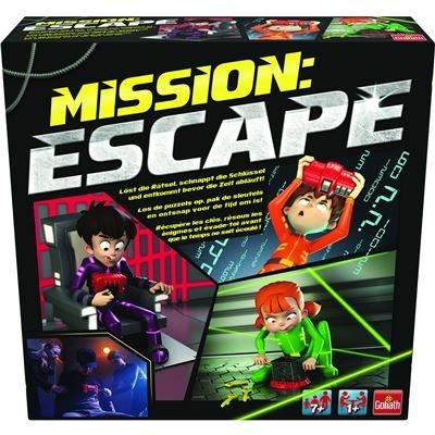 Goliath Toys - Mission Escape