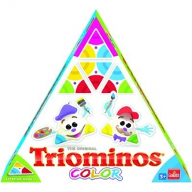 Goliath Toys - Triominos Color