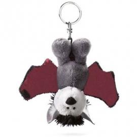 NICI - Fear Friends Schlüsselanhänger Fledermaus Sir Simon, 10 cm