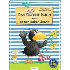 Thienemann-Esslinger Verlag - Das neue große Buch vom kleinen Raben Socke