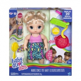 Hasbro - Baby Alive Baby Leckerschmecker