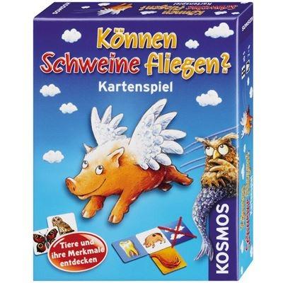 KOSMOS - Können Schweine Fliegen? - Kartenspiel