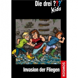 KOSMOS - Die drei ??? Kids - Invasion der Fliegen, Band 3