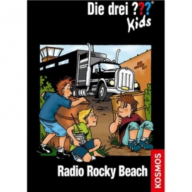 KOSMOS - Die drei ??? Kids - Radio Rocky Beach, Band 2