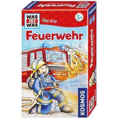 KOSMOS - Was ist Was Junior - Feuerwehr