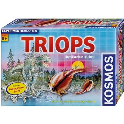 KOSMOS - Triops - Urzeitkrebse erleben