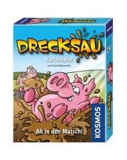 KOSMOS - Kartenspiel Drecksau