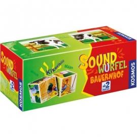 KOSMOS - Soundwürfel Bauernhof