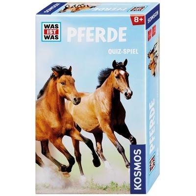 KOSMOS - Was ist Was - Quizspiel, Pferde