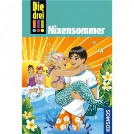KOSMOS - Die drei !!! - Nixensommer (Band 43)