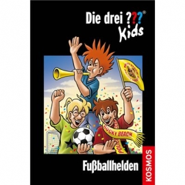 KOSMOS - Die drei ??? Kids - Fußballhelden (Band 59)