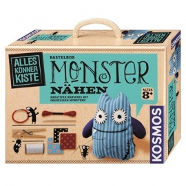 KOSMOS - Alles Könner Kisten - Monster nähen