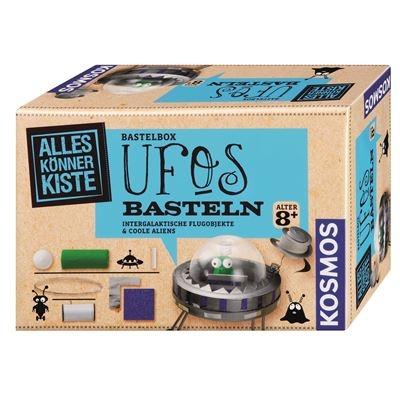 KOSMOS - Alles Könner Kisten - UFOs basteln