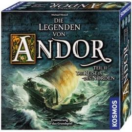 KOSMOS - Die Legenden von Andor – Teil II Die Reise in den Norden