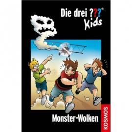 KOSMOS - Die drei ??? Kids - Monster-Wolken, Band 63