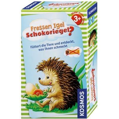 KOSMOS - Fressen Igel Schokoriegel?