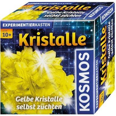 KOSMOS - Mitbringkristalle Gelb