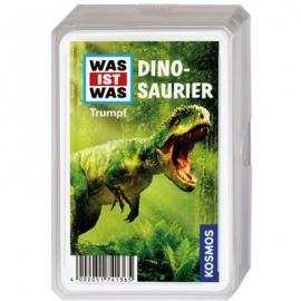 KOSMOS - Was ist Was - Trumpfspiel Dinosaurier
