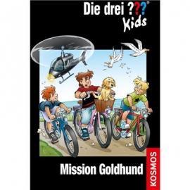 KOSMOS - Die drei ??? Kids - Mission Goldhund, Band 65