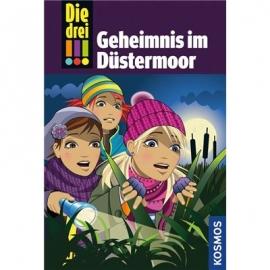 KOSMOS - Die drei !!!  - Geheimnis im Düstermoor, Band 56