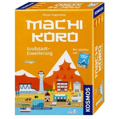 KOSMOS - Machi Koro - Großstadt-Erweiterung