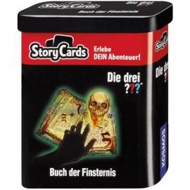 KOSMOS - StoryCards - Die drei ??? - Buch der Finsternis