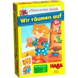 HABA® - Meine ersten Spiele - Wir räumen auf