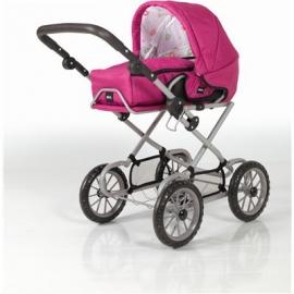 BRIO - Puppenwagen Combi, Rose