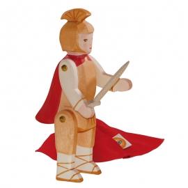 St. Martin mit Schwert und Mantel