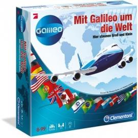 Clementoni - Mit Galileo um die Welt
