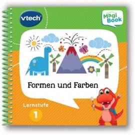 VTech - MagiBook Lernstufe 1 - Formen und Farben