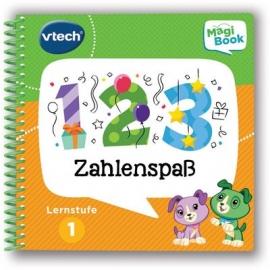 VTech - MagiBook Lernstufe 1 - Zahlenspaß